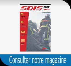 Consulter les dernières parrutions du magasine du SDIS 56