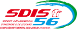 Logo du SDIS 56