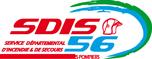 Logo du SDIS 56