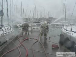 L'unité feu de navire