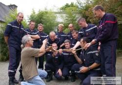 Les équipes de secours animaliers