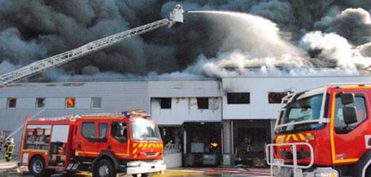 SDIS Pompier Virtuel