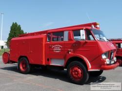 Fourgon Pompe Tonne Mousse FPTM - Guinard Incendie 1971