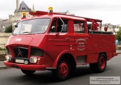 Premiers Secours Urbain PSU - Guinard Incendie 1972
