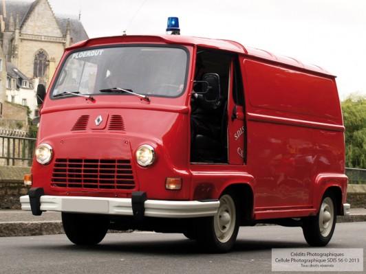 Voiture Tout Usage VTU Renault 1979