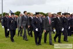 Congrès Départemental des Sapeurs-Pompiers du Morbihan 2013