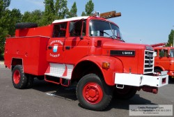 Camion Citerne Incendie Hors/Route CCF - Camiva 1978