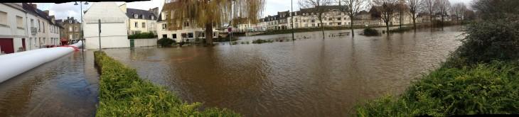 photo barrage anti inondation cote blavet