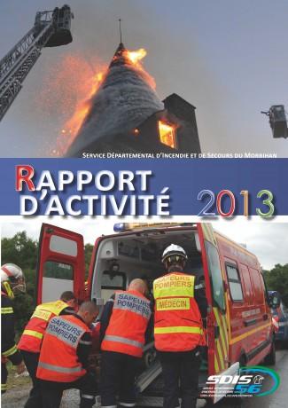 Rapport d'activité 2013 1
