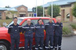 pompiers morbihan renfort var