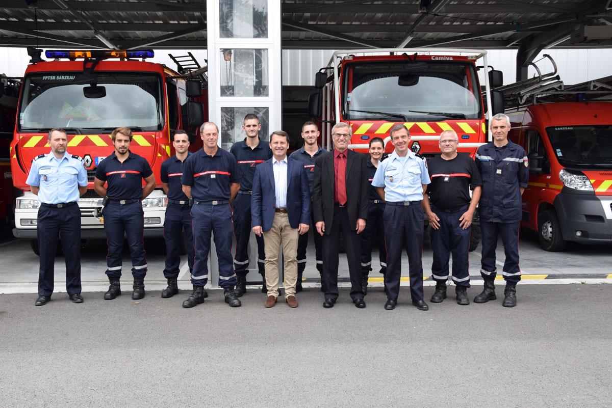 Rencontres des Pompiers d A roport