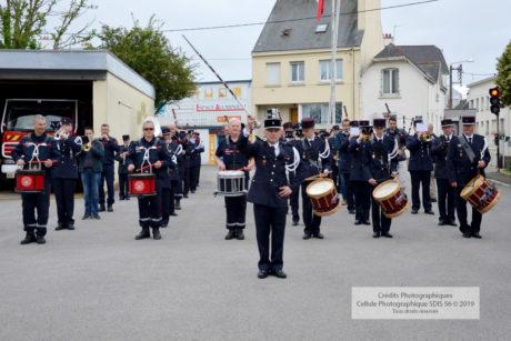 Orchestre et bagad des sapeurs-pompiers du Morbihan